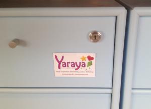 My locker at the GROW office