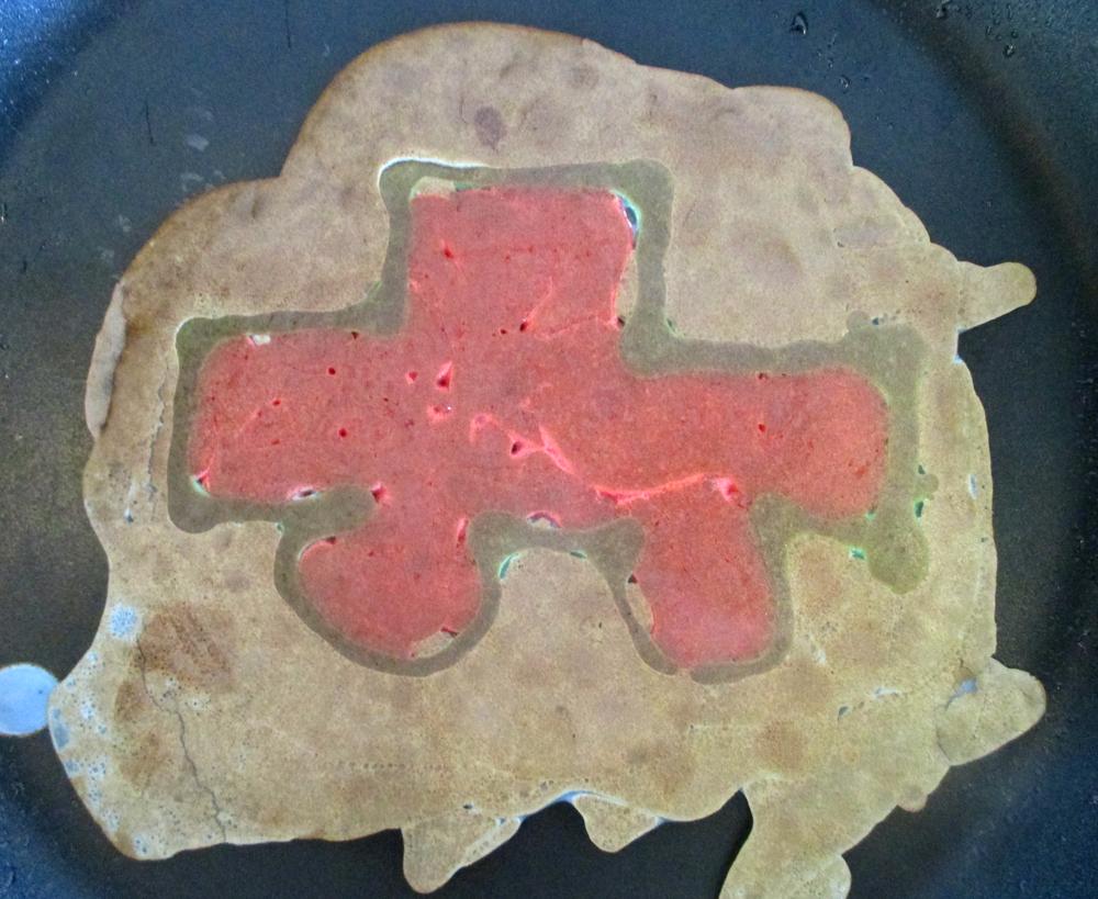 Funcake-pancake car