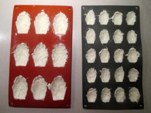 Chocolate seashells guide